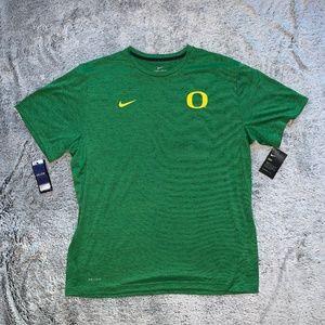 NWT Nike Dri-Fit Oregon Ducks t-shirt XXL